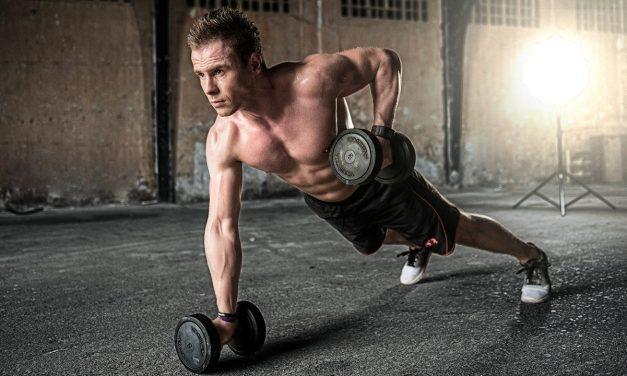 Czy warto wykonywać trening siłowy?